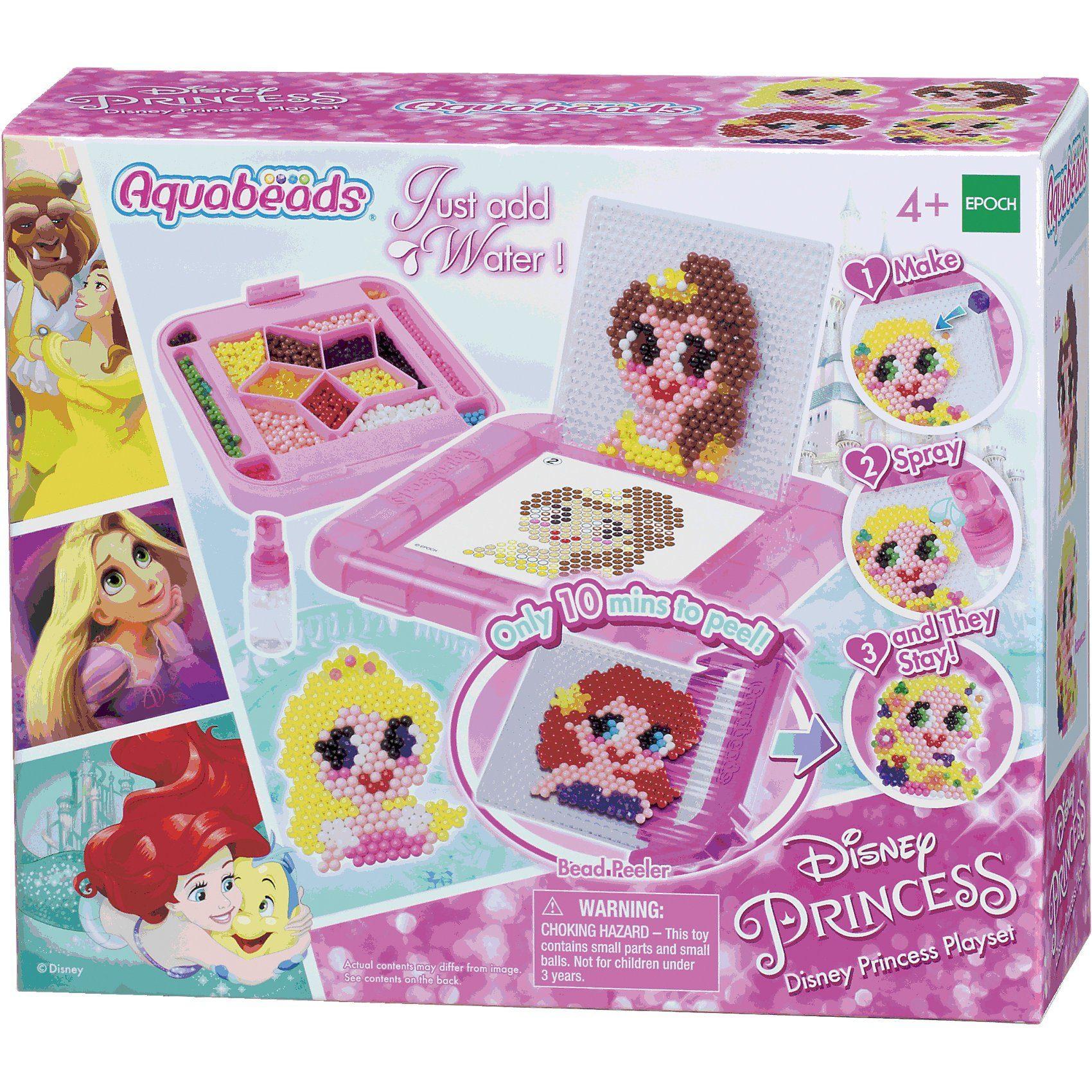 EPOCH Traumwiesen Aquabeads Disney Prinzessinnen Motivset