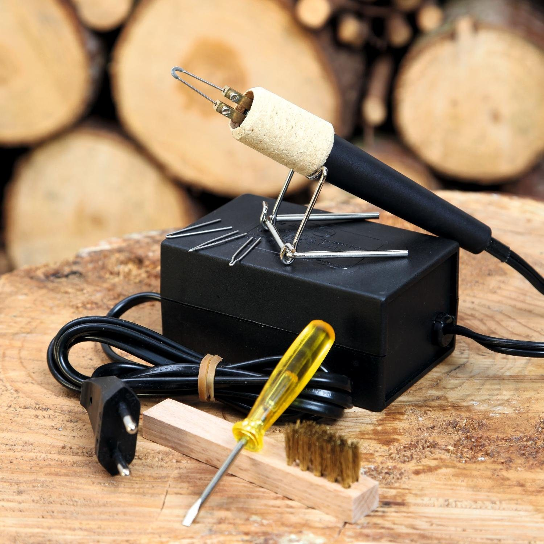 Brennstation Mini, 20 Watt
