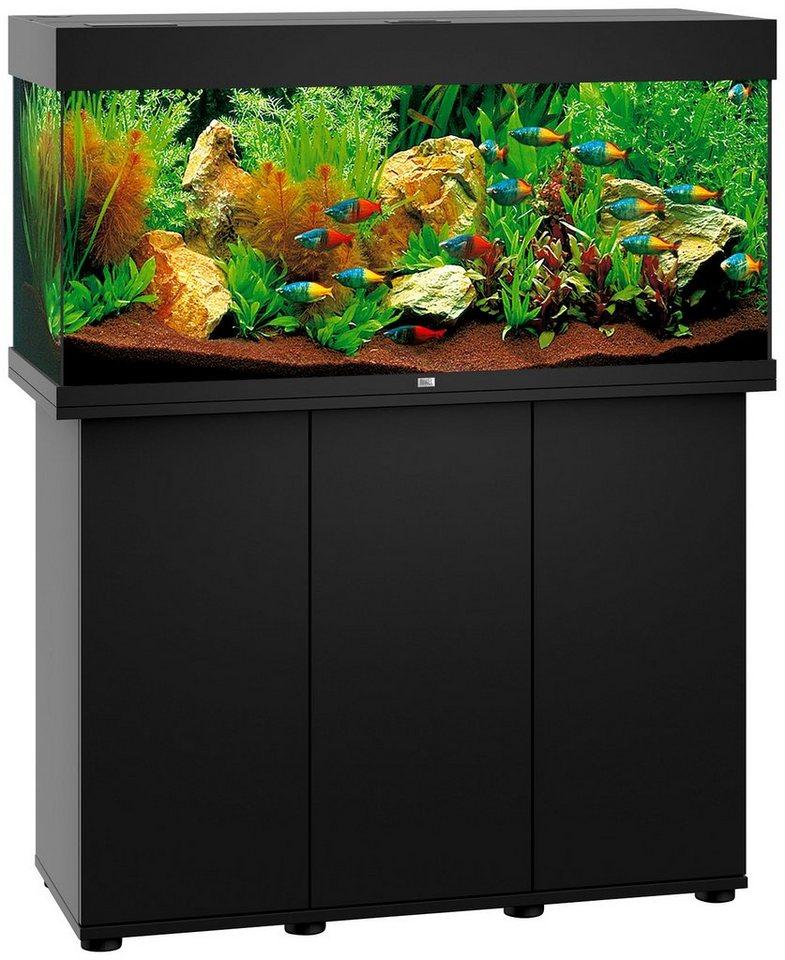 juwel aquarien aquarien set rio 180 led bxtxh. Black Bedroom Furniture Sets. Home Design Ideas