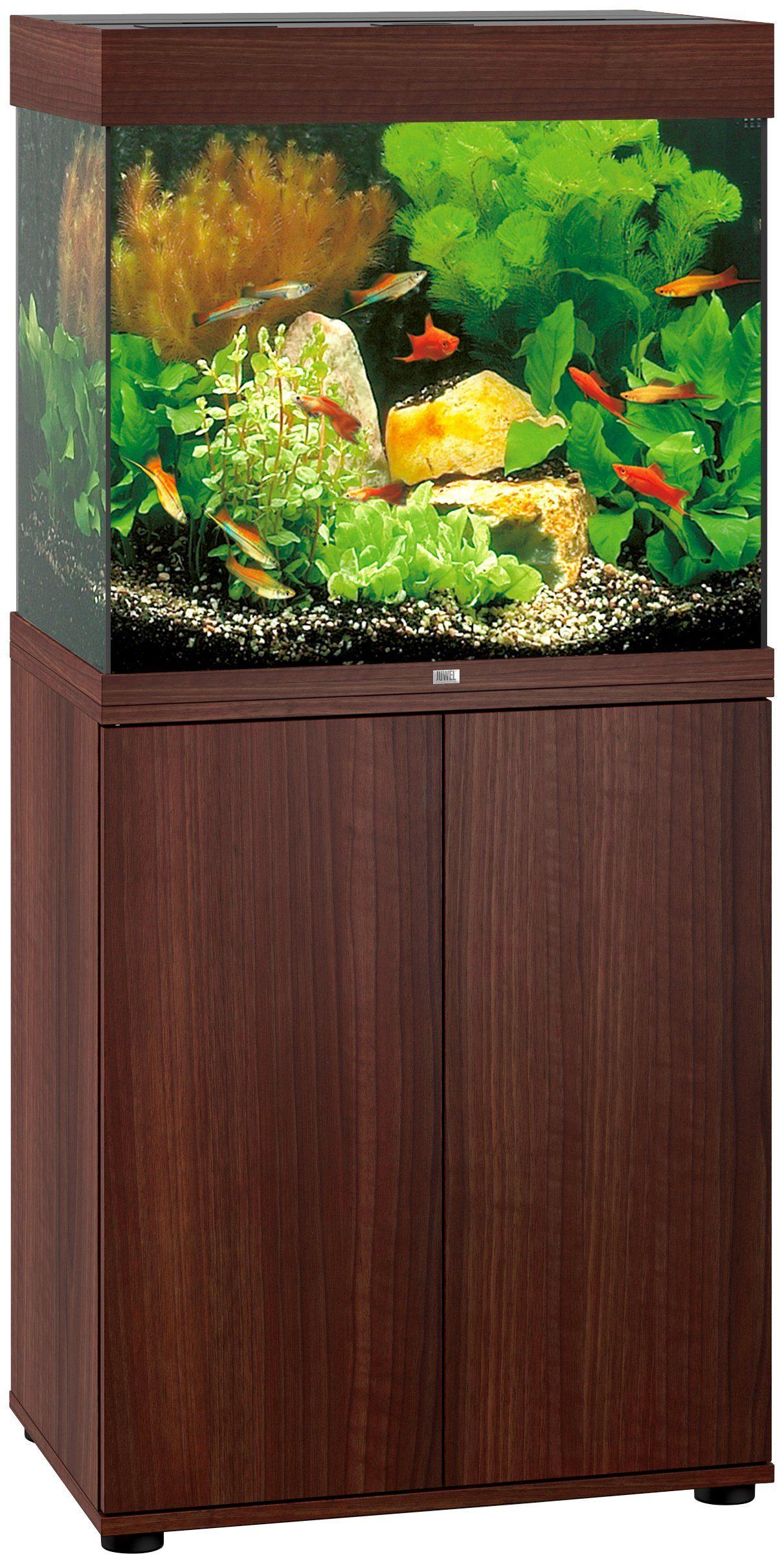 JUWEL AQUARIEN Aquarien-Set »Lido 120 LED«, B/T/H: 61/41/131 cm, 120 l, in 4 Farben