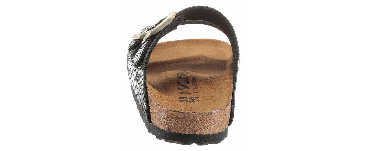 Birkenstock ARIZONA SNAKE Pantolette, in schmaler Schuhweite und Snake-Optik