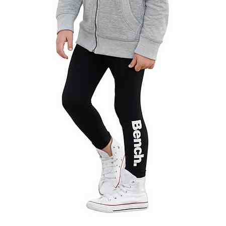Bench. Leggings mit Logodruck