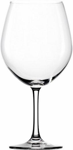 Stölzle Gläser-Set »CLASSIC long life« (6-tlg), robust und elegant