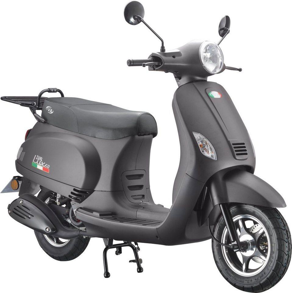 iva motorroller lux 50 50 ccm 45 km h 50 ccm 45 km h. Black Bedroom Furniture Sets. Home Design Ideas