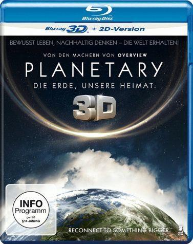 Blu-ray »Planetary (Blu-ray 3D)«