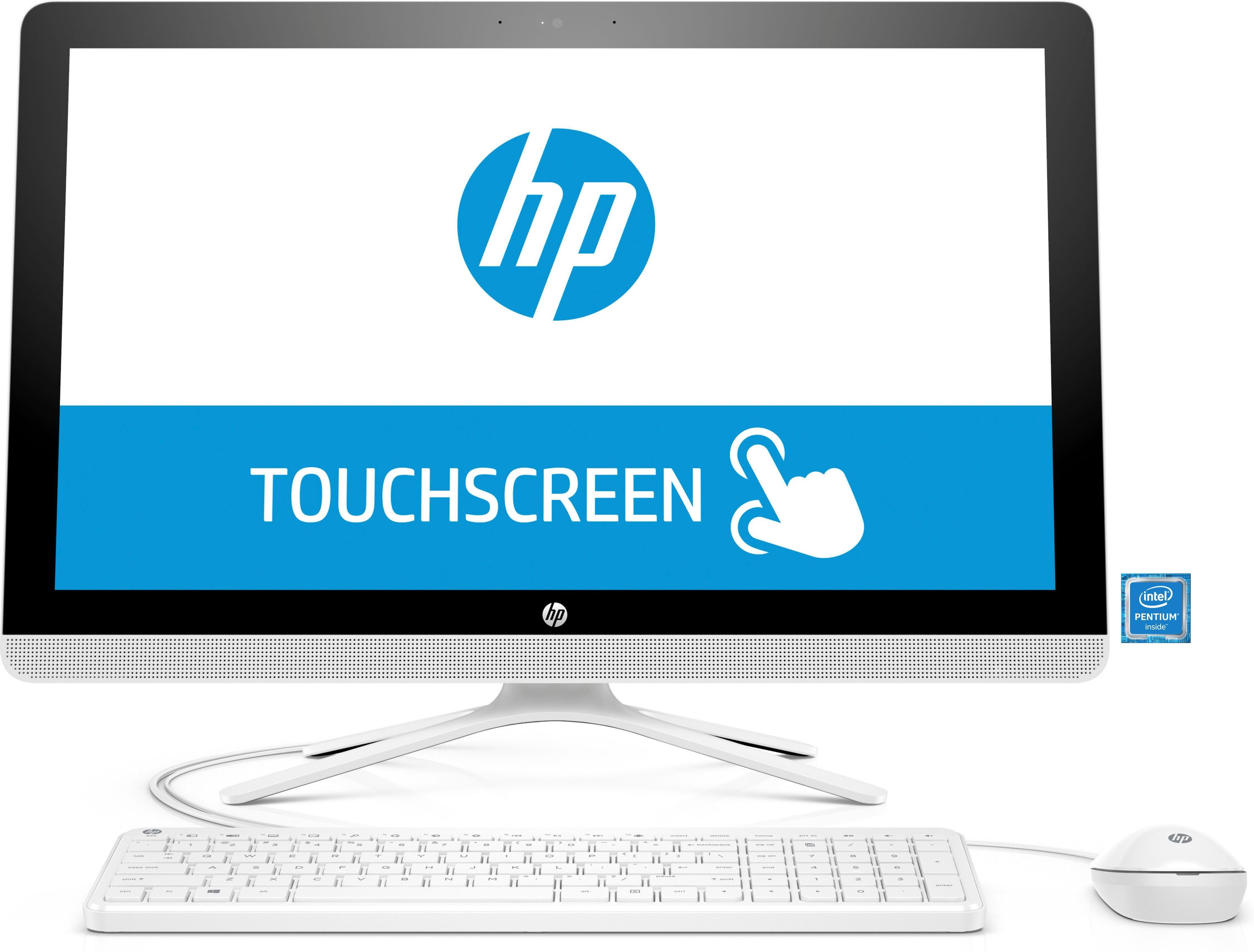 """HP All-in-One 24-g054ng »Intel Pentium, 60,45cm (23,8"""") Touch, 1 TB, 8 GB«"""