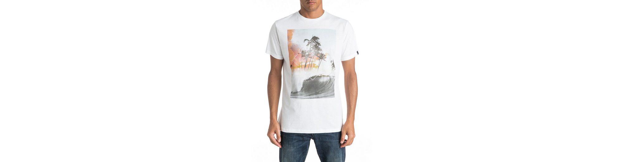 Quiksilver T-Shirt Classic Wave Thunder - T-Shirt Verkaufsstelle Echt Steckdose Echte Spielraum Geringe Versandgebühr oM36YNT
