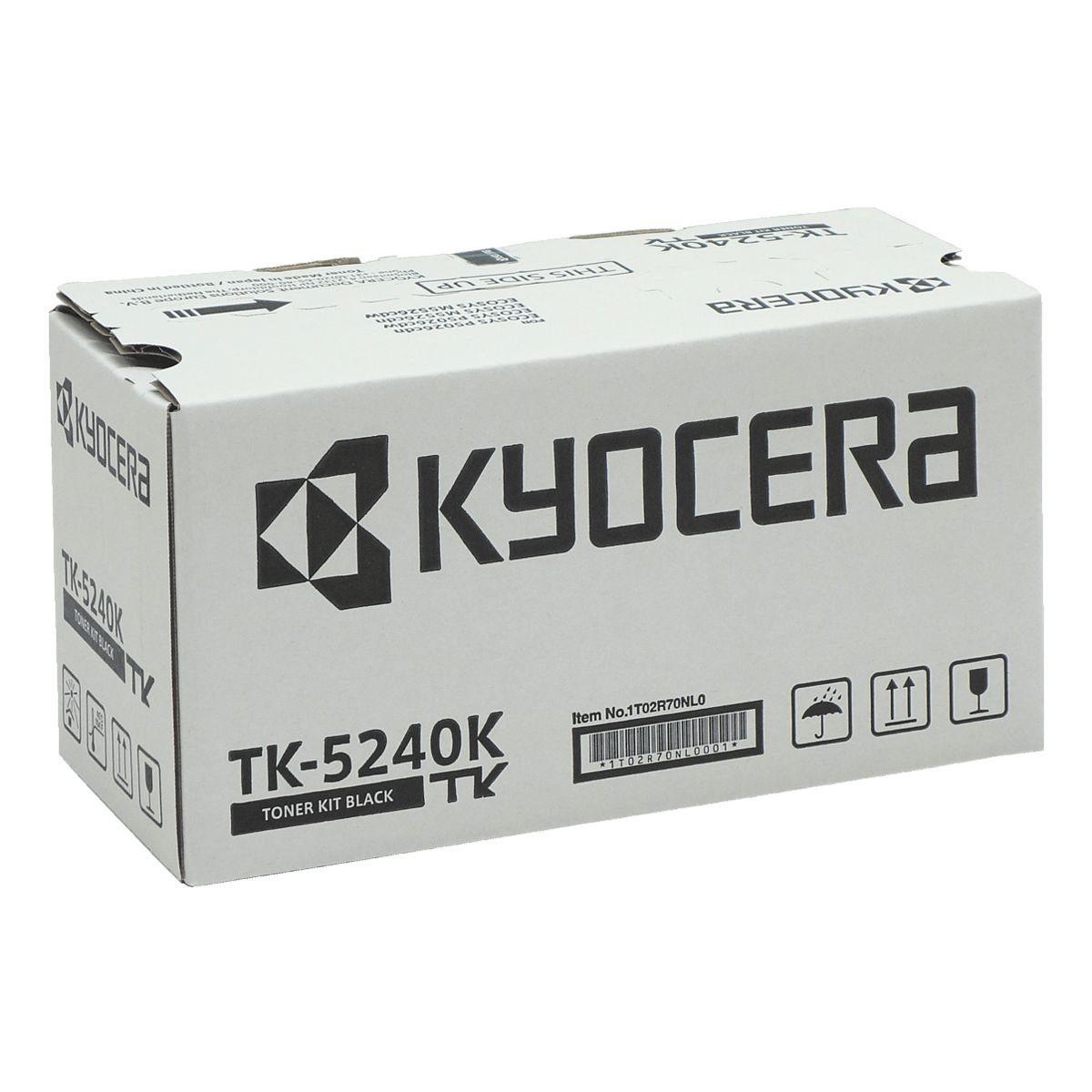 Kyocera Tonerpatrone »TK-5240K«