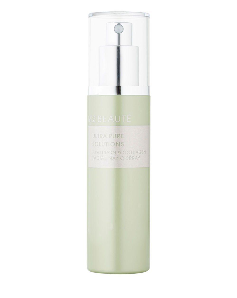 M2 Beauté Gesichtsserum »Hyaluron & Collagen Facial Nano Spray«