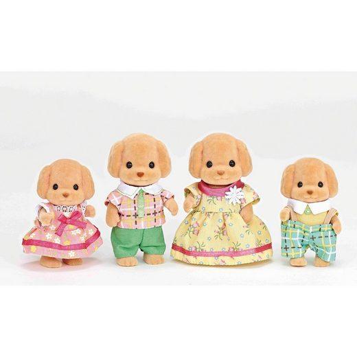 EPOCH Traumwiesen Toy-Pudel: Familie Wuschl