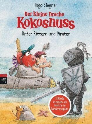 Broschiertes Buch »Der kleine Drache Kokosnuss - Unter Rittern...«