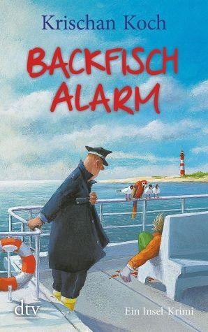Broschiertes Buch »Backfischalarm / Thies Detlefsen Bd.5«