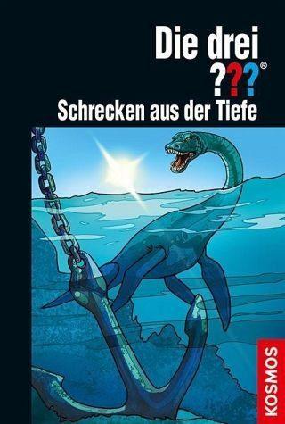 Gebundenes Buch »Schrecken aus der Tiefe / Die drei...«