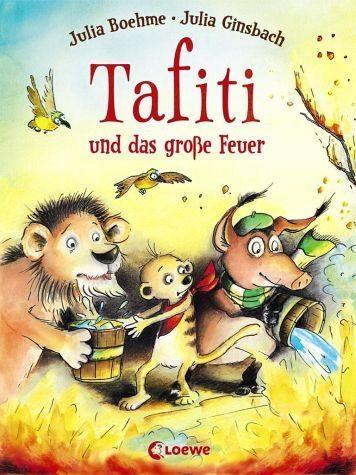 Gebundenes Buch »Tafiti und das große Feuer / Tafiti Bd.8«