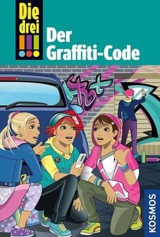Gebundenes Buch »Der Graffiti-Code / Die drei Ausrufezeichen Bd.64«
