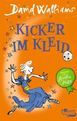 Gebundenes Buch »Kicker im Kleid«