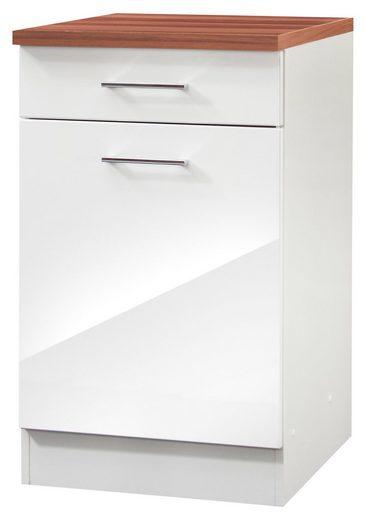 Held Möbel Küchenunterschrank »Monaco«, Breite 50 cm