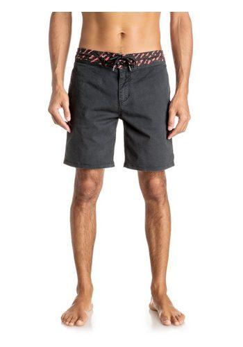 - Herren Quiksilver Street Shorts Street Slasher – Street Shorts schwarz   03613372502354