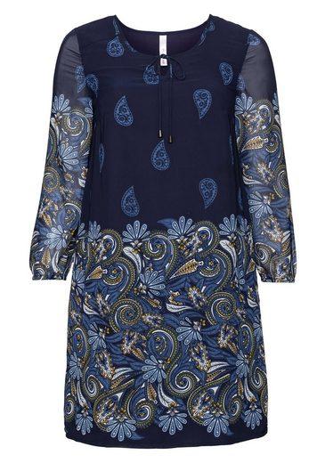 sheego Style Blusenkleid