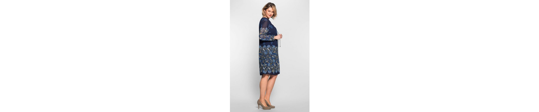 sheego Style Blusenkleid Verkauf 100% Authentisch Kostengünstige Online-Verkauf Auslass Extrem Mit Kreditkarte Spielraum Sast 5wLbB
