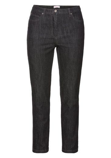 sheego Denim Stretch-Jeans, vielseitig kombinierbar