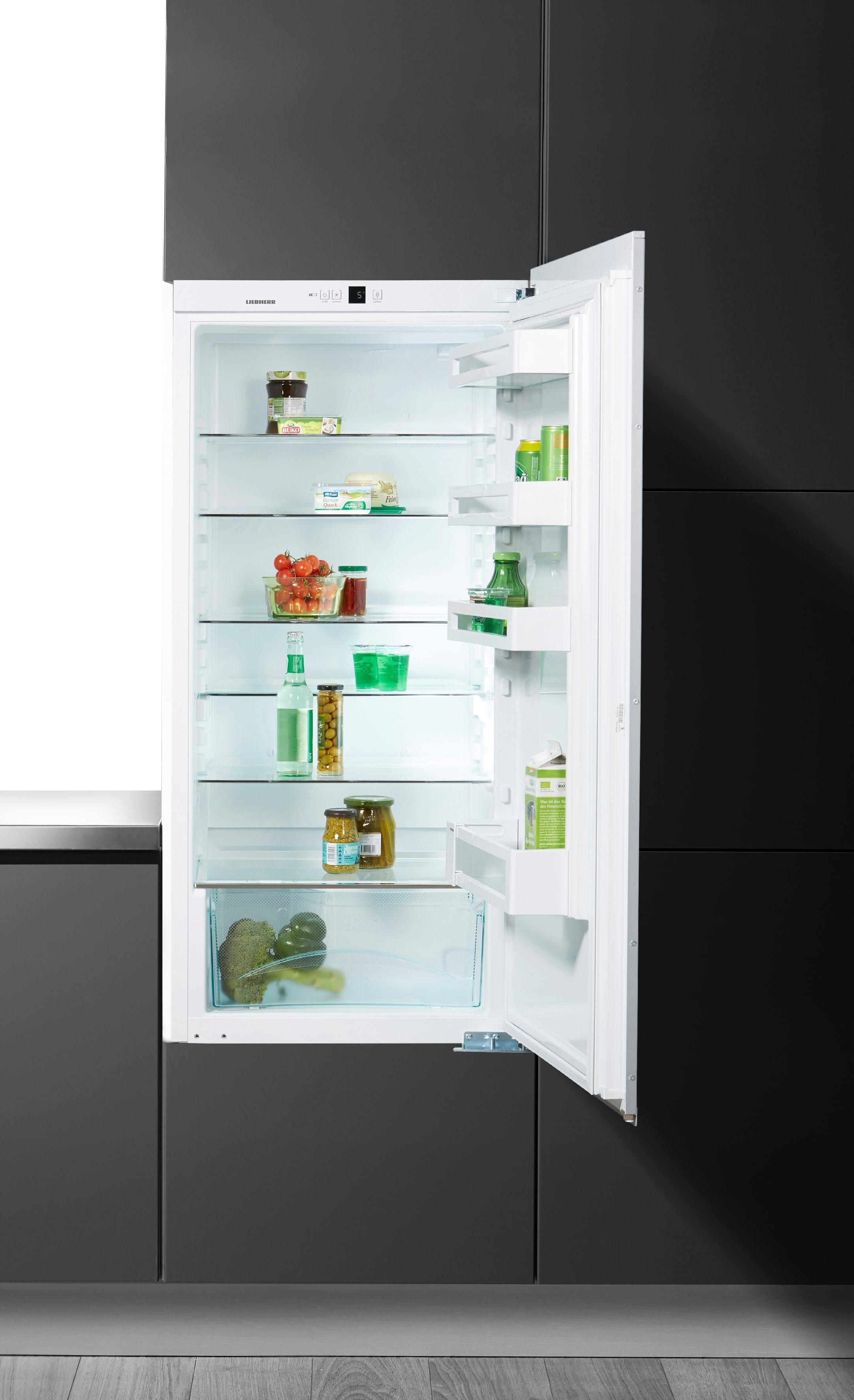 Liebherr Einbaukühlschrank EK 2320, 121,8 cm hoch, 55,9 cm breit, Energieklasse A++, 122 cm hoch, dekorfähig