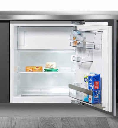 AEG Einbaukühlschrank SANTO SFB58221AF, 81,5 cm hoch, 59,6 cm breit, mit **** - Gefrierfach