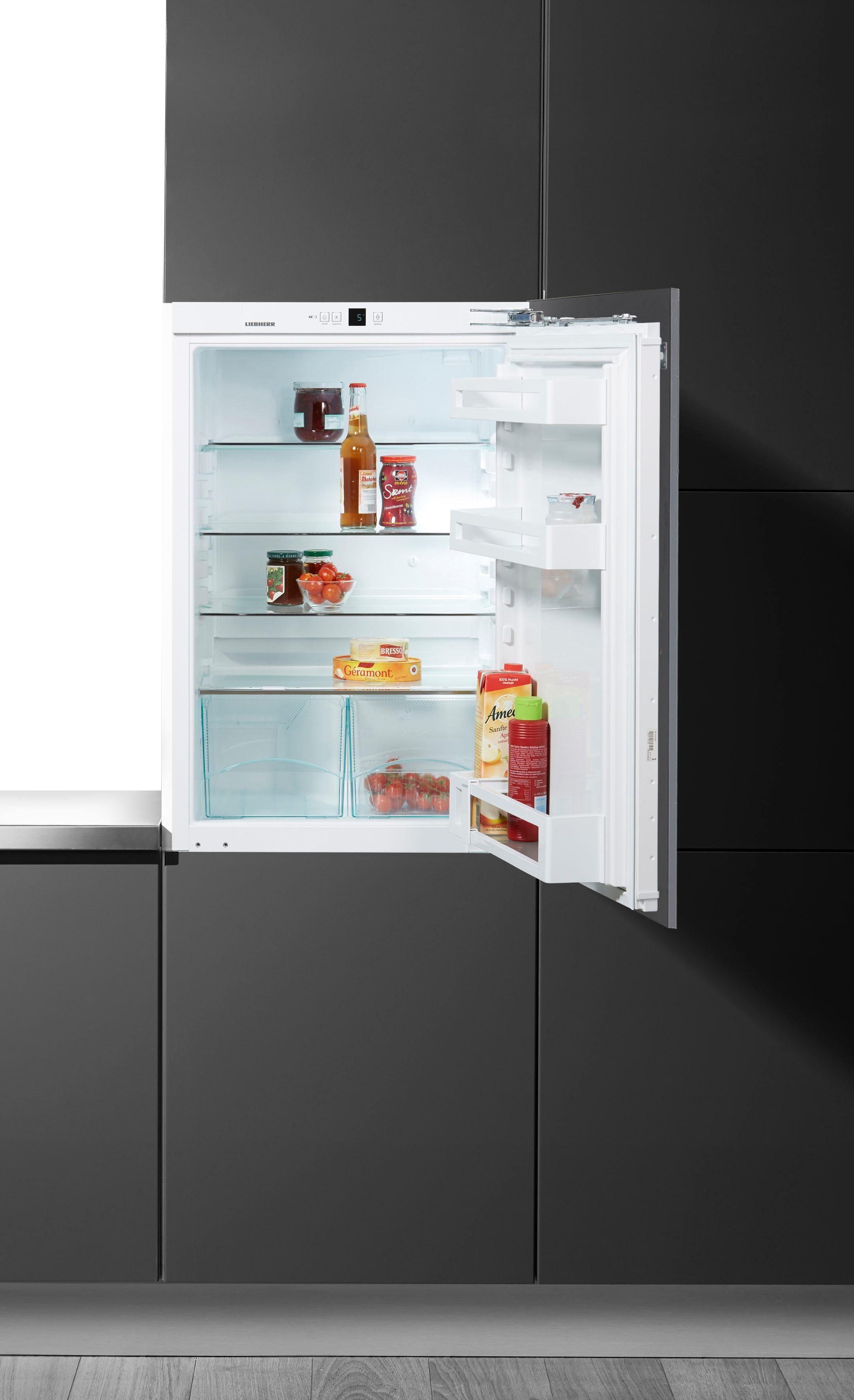 Liebherr Einbaukühlschrank IK 1620, 87,2 cm hoch, 55,9 cm breit, Energieklasse A++, 87,2 cm hoch, integrierbar