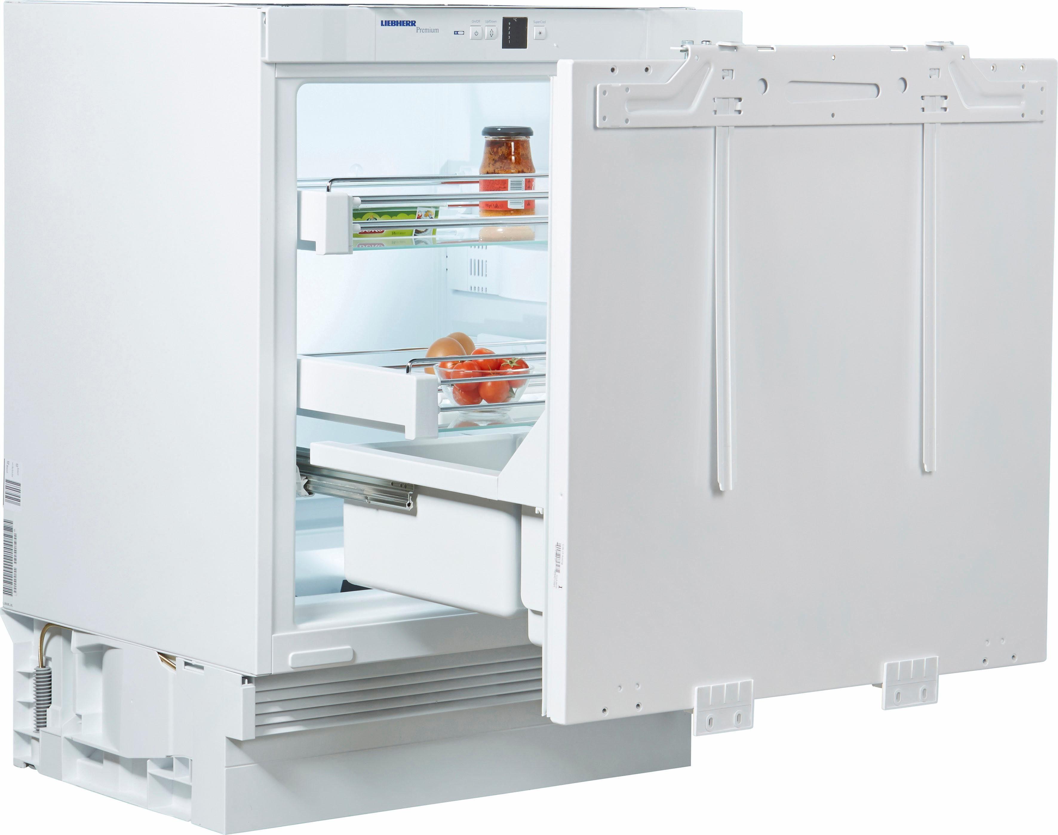 Amica Uks16158 Kühlschrank : Liebherr integrierbarer unterbau kühlschrank uik