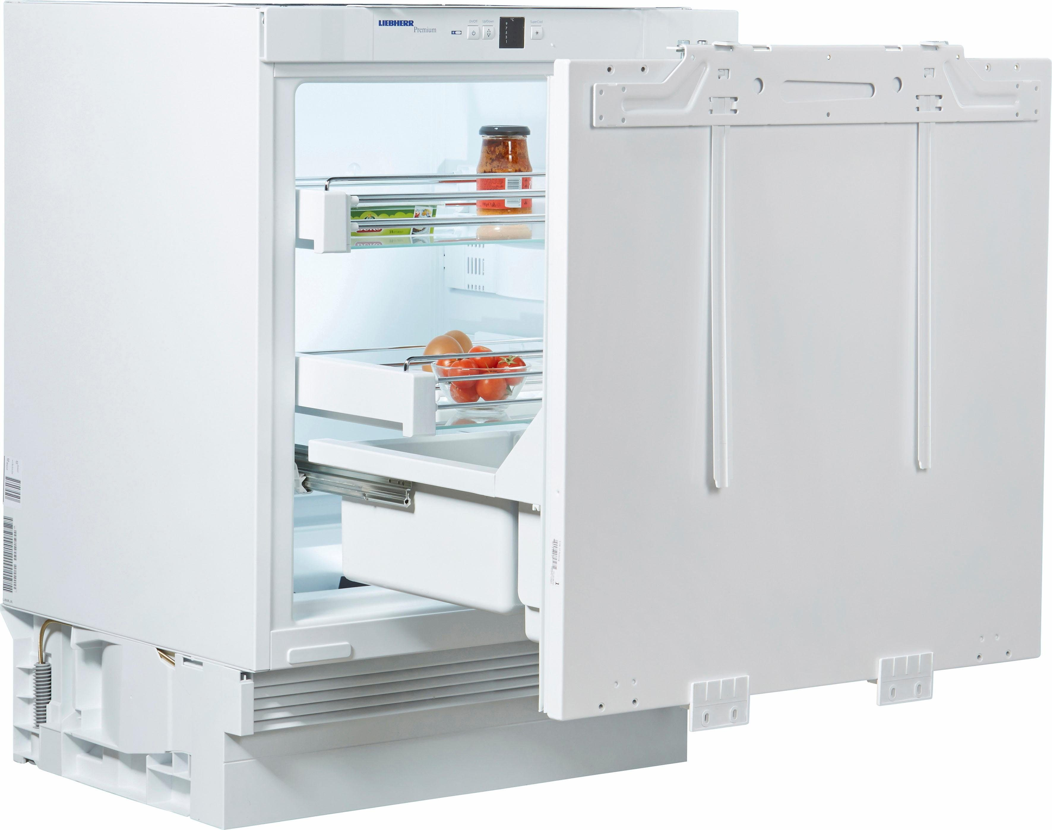 Aeg Unterbau Kühlschrank Dekorfähig : Liebherr integrierbarer unterbau kühlschrank uik