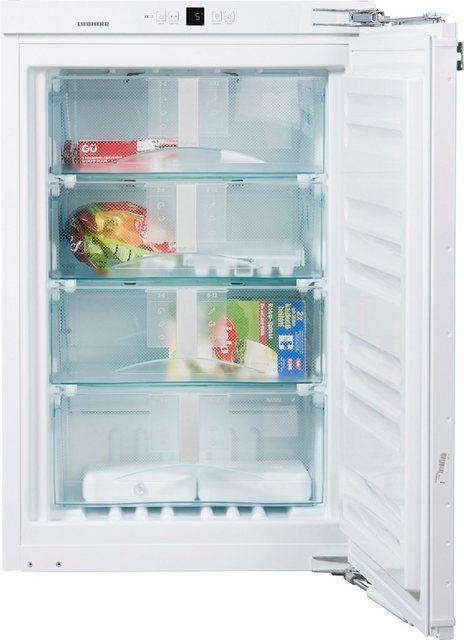 Küchengroßgeräte - Liebherr Einbaugefrierschrank IGN 1664 993039151, 87,2 cm hoch, 57 cm breit  - Onlineshop OTTO