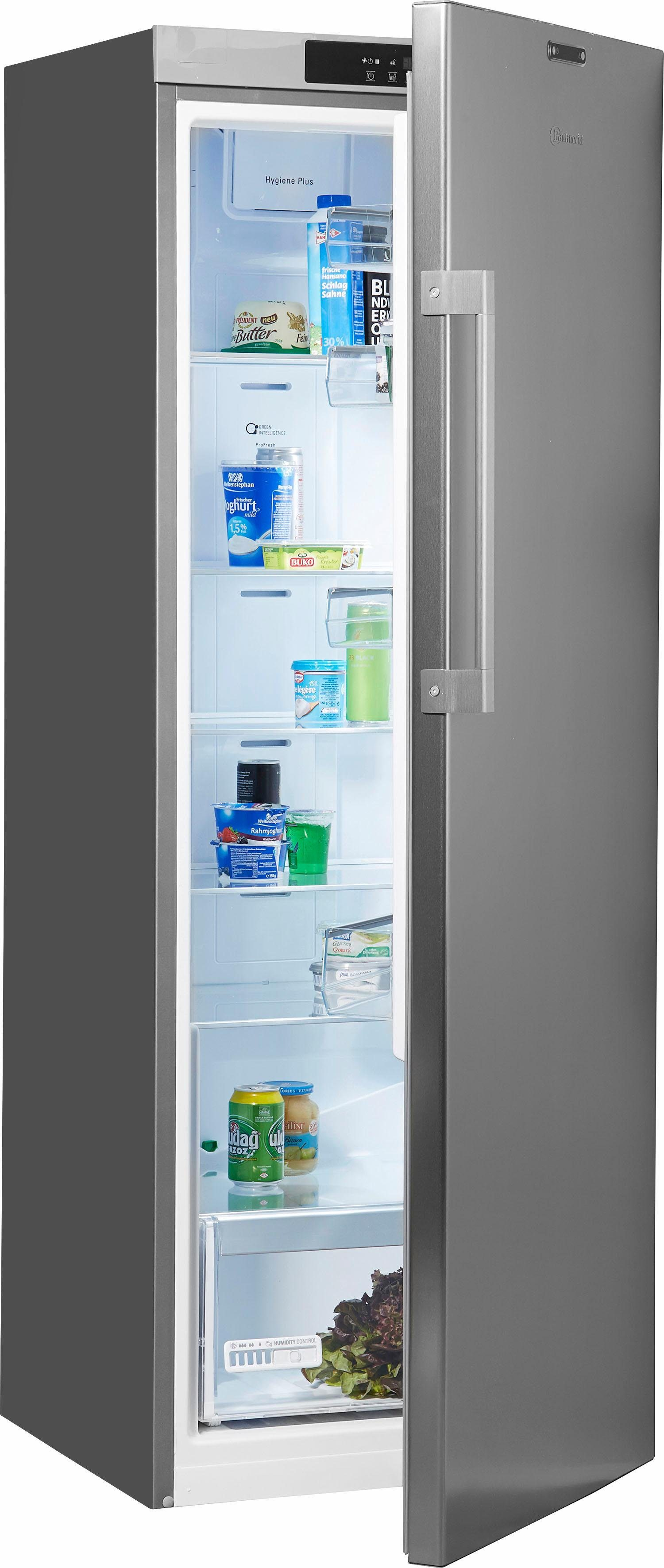 BAUKNECHT Kühlschrank KR 17G3 A2+ IN, 167 cm hoch, 59,5 cm breit