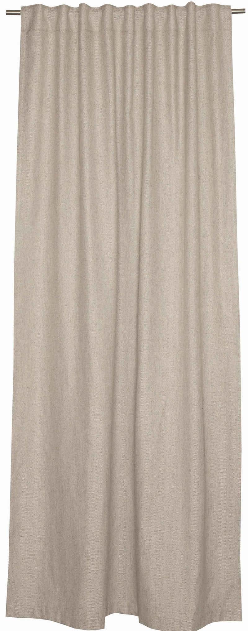 Vorhang »Baia«, Esprit, verdeckte Schlaufen (1 Stück), HxB: 250x140