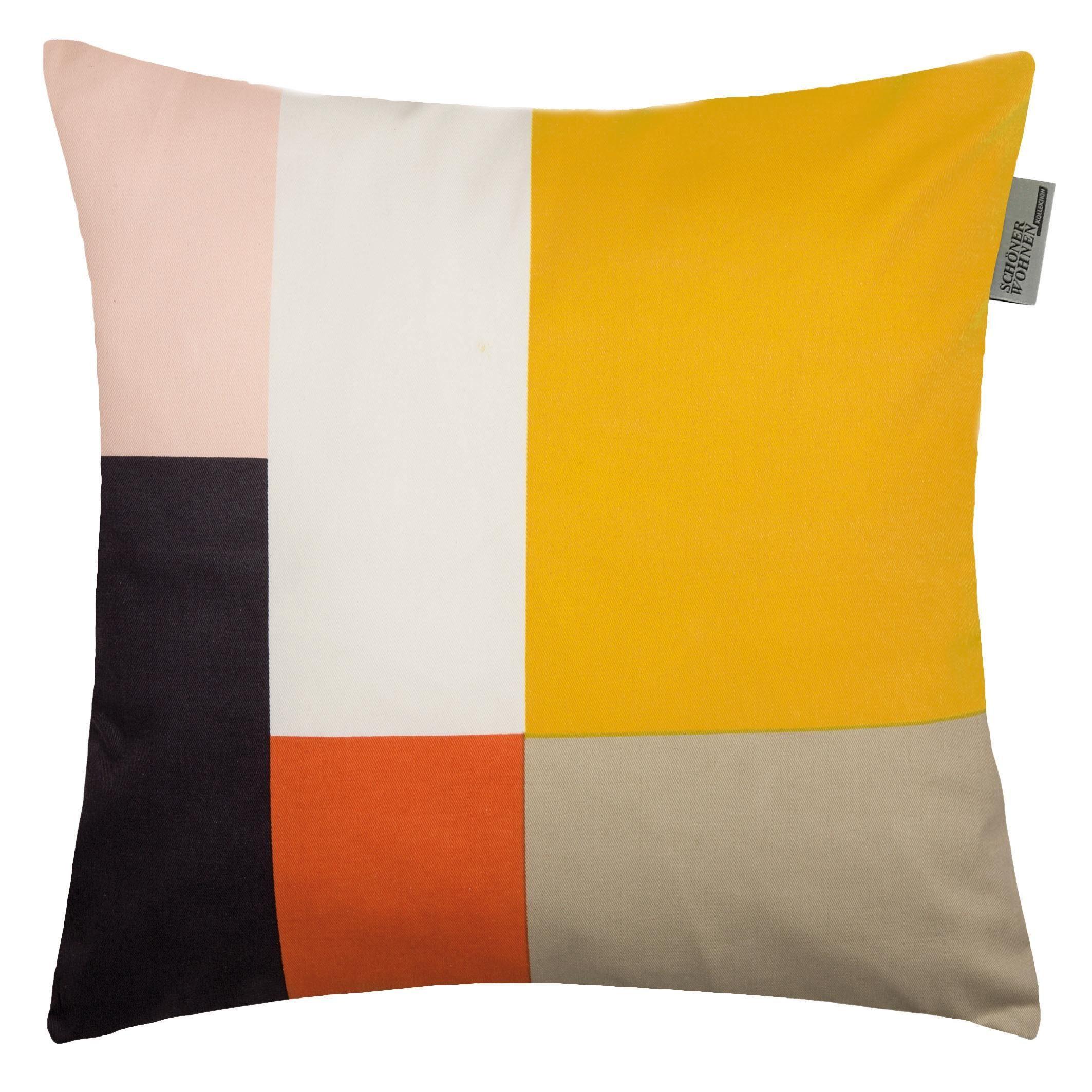 Kissenhüllen, Schöner Wohnen, »Colorblock« (1 Stück)