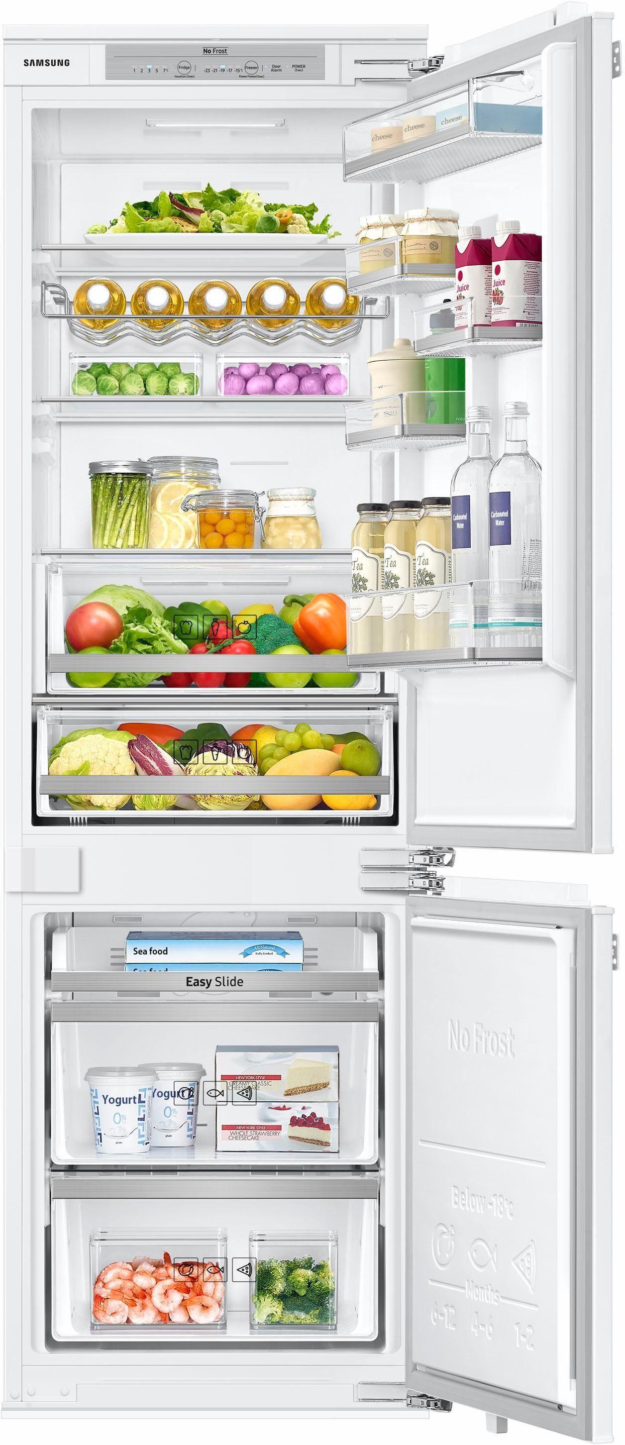 Samsung Einbau-Kühl-Gefrierkombination BRB2G0130WW/EG, Energieeffizienzklasse A+