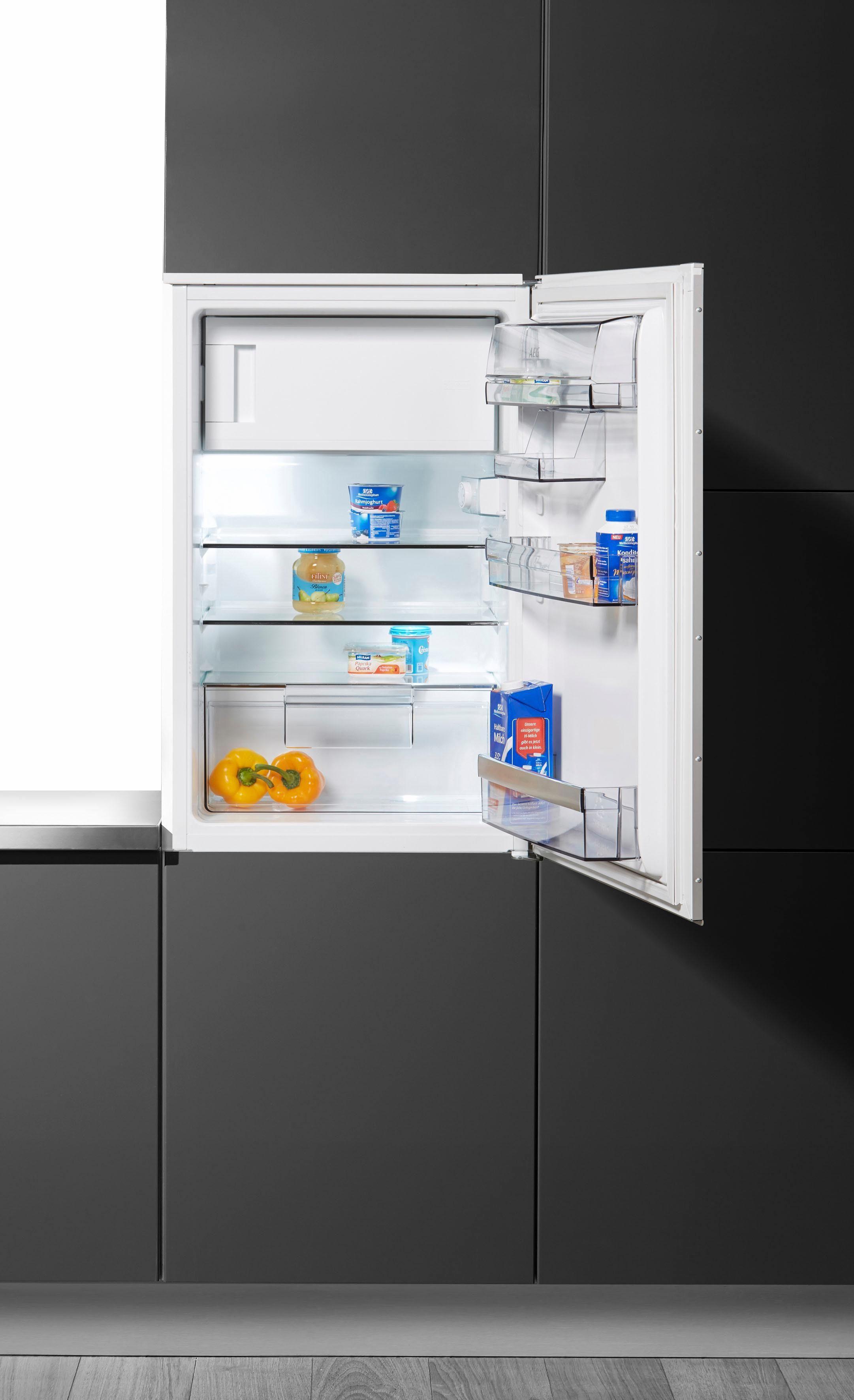 AEG Einbaukühlschrank SANTO SFB58821AE, 87,3 cm hoch, 54,0 cm breit, Energieklasse A++, 88,0 cm hoch