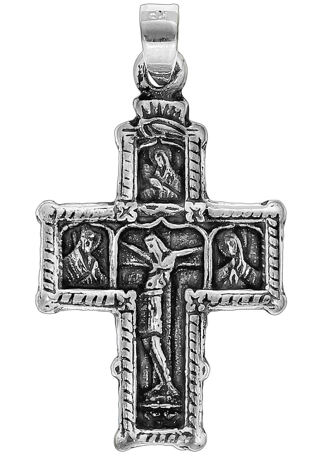 Firetti Kreuzanhänger »Kreuz«