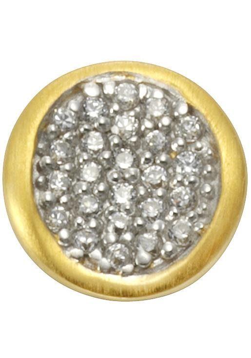 Versace Damen Brille » VE1246B«, goldfarben, 1427 - gold