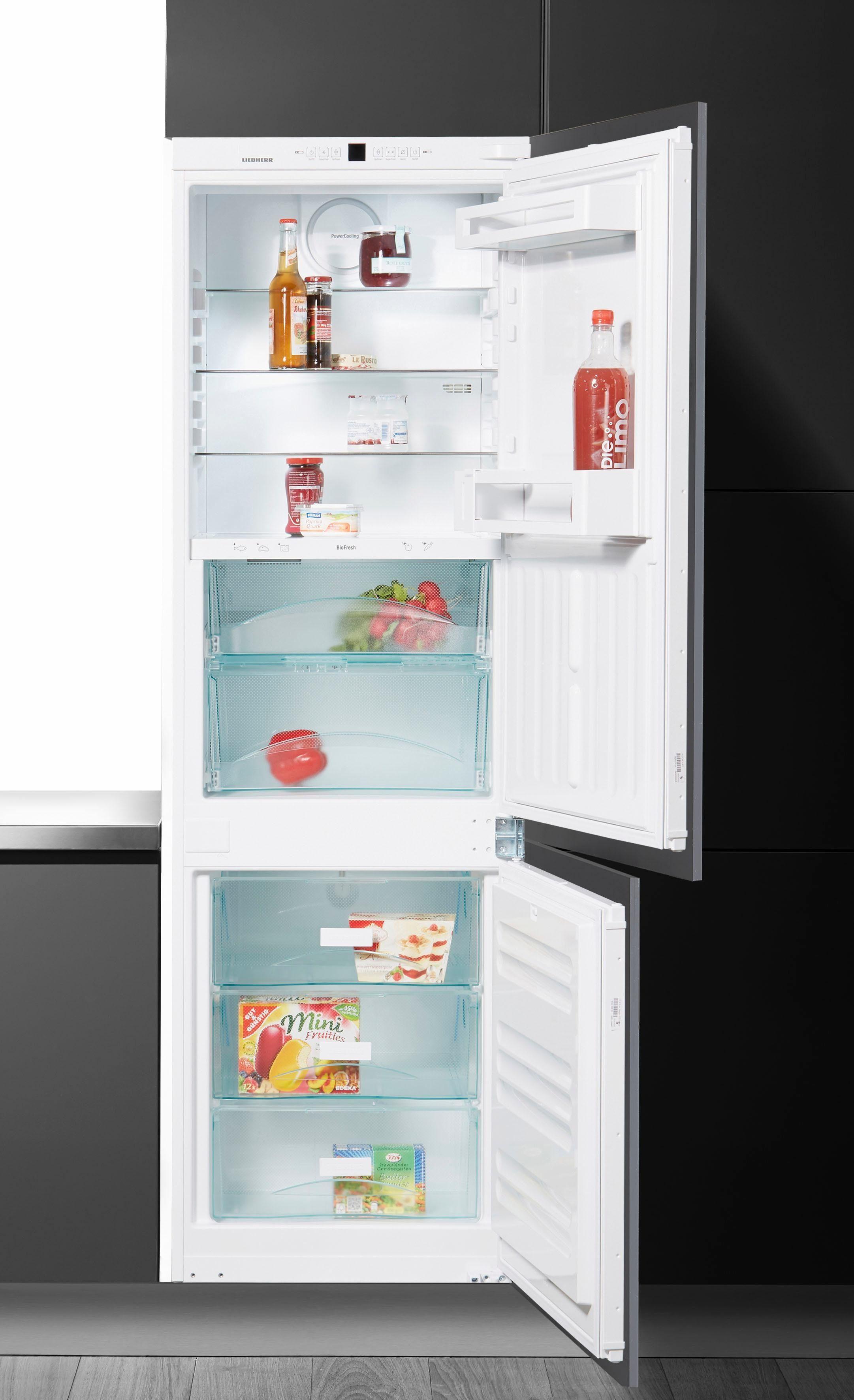Liebherr Einbaukühlschrank ICBS3324-20, 177 cm hoch, 54,5 cm breit, Energieeffizienzklasse A++, 177 cm hoch