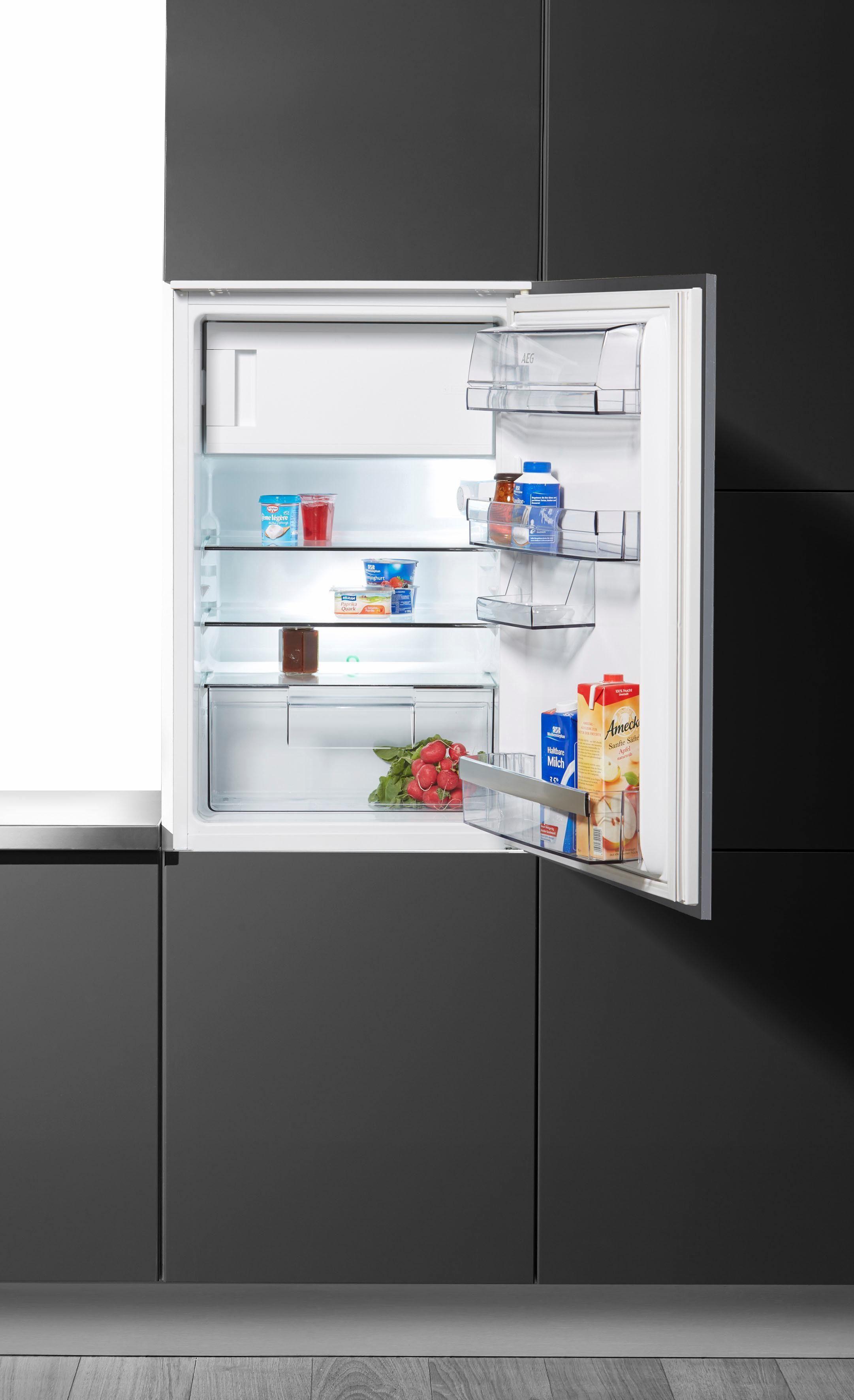AEG integrierbarer Einbaukühlschrank Santo SFB58821AS, Energieklasse A++, 87,3 cm hoch