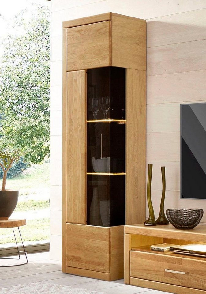 vitrine h he 180 cm online kaufen otto. Black Bedroom Furniture Sets. Home Design Ideas