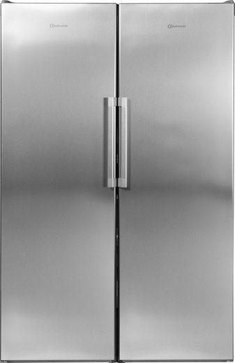 BAUKNECHT Side-by-Side GKN 19G3I A3+ IN, 187,5 cm hoch, 120 cm breit