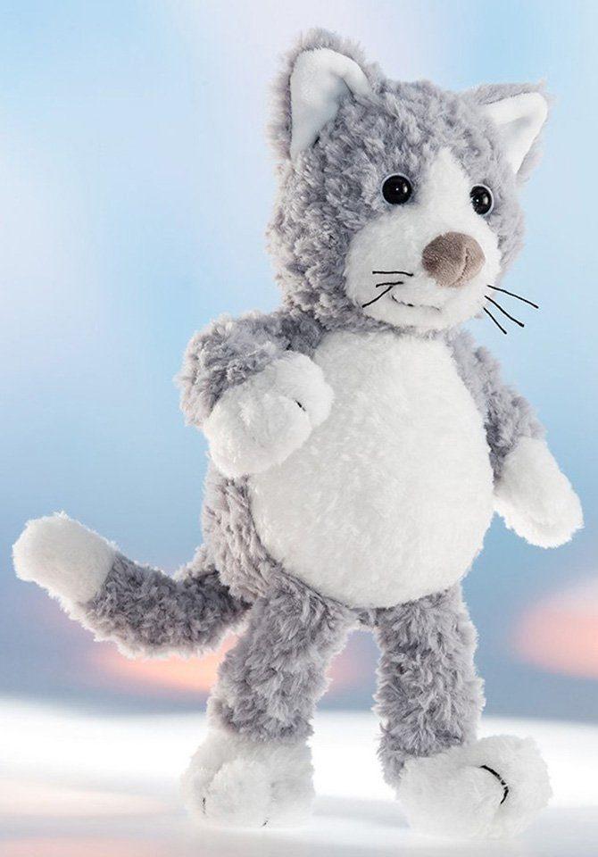 Schaffer Plüschtier Katze, »Silver, 40 cm«
