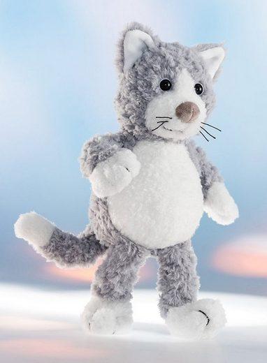 Schaffer® Kuscheltier »Katze Silver, 31 cm«