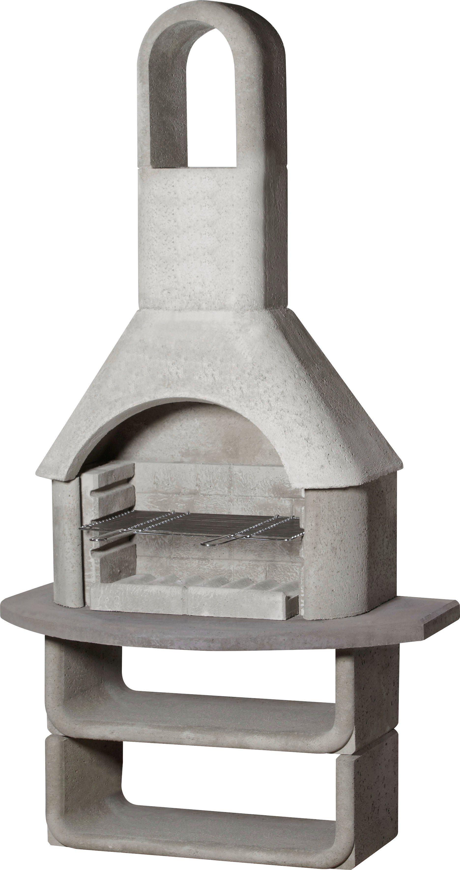 Grillkamin »Capri«, B/T/H: 110/65/206 cm