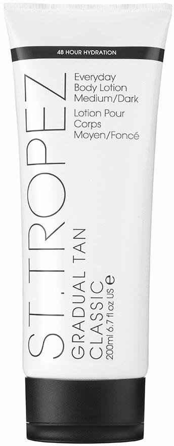 St.Tropez Selbstbräunungslotion »Gradual Tan Classic Body Lotion«, Medium/Dark