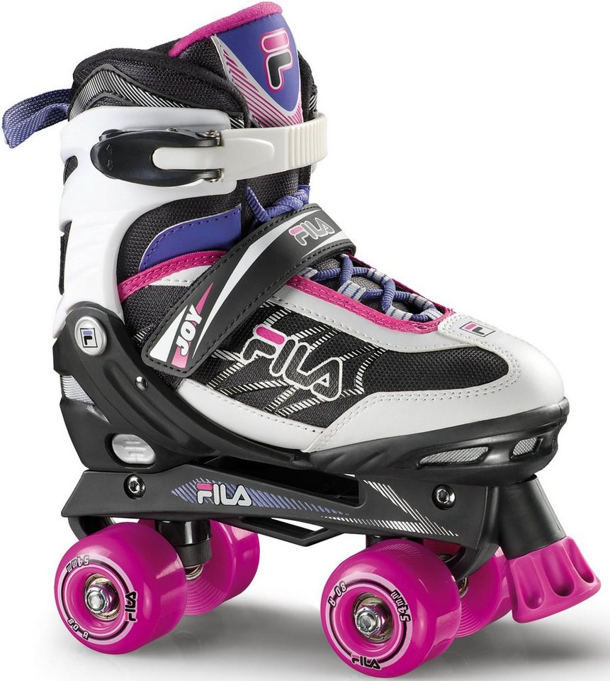 27a50fb796ed Fila Roller Skates schwarz magenta