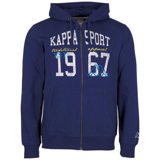 Kappa Sweat Jacket Araor