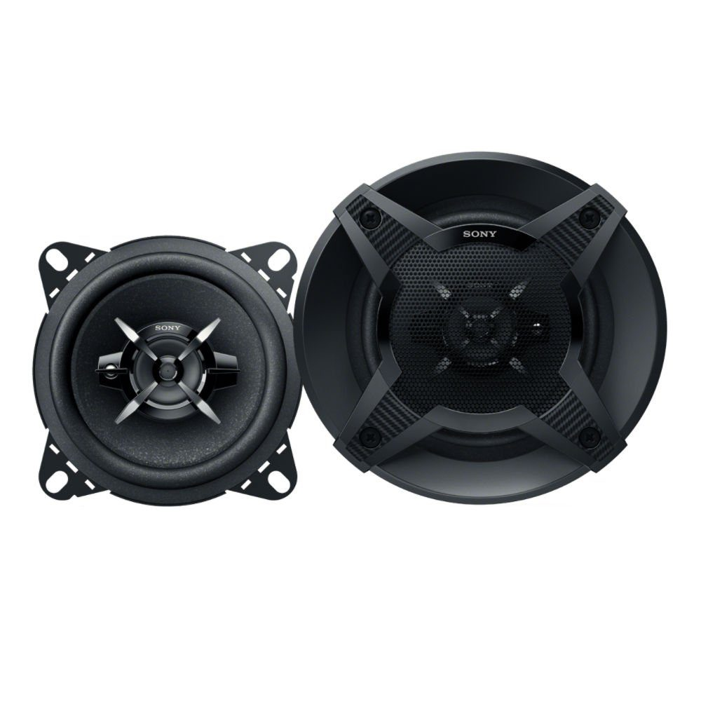 "Sony (Paar) 3-Wege-Koaxiallautsprecher mit Mega Bass (10 cm/4"") »XS-FB1030«"