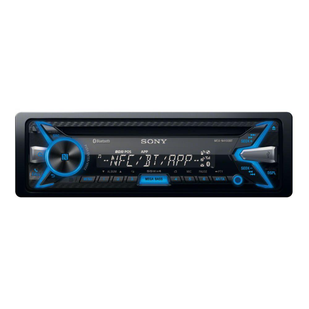 Sony 1-DIN CD-Receiver »MEX-N4100BT«